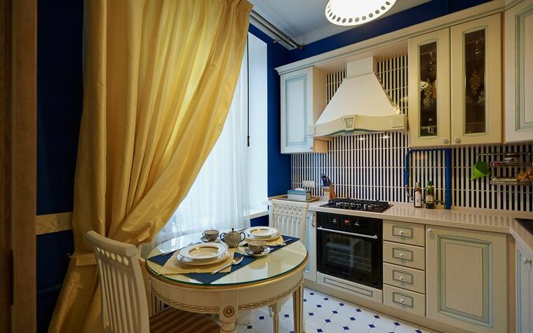 Квартира. кухня из проекта , фото №48131