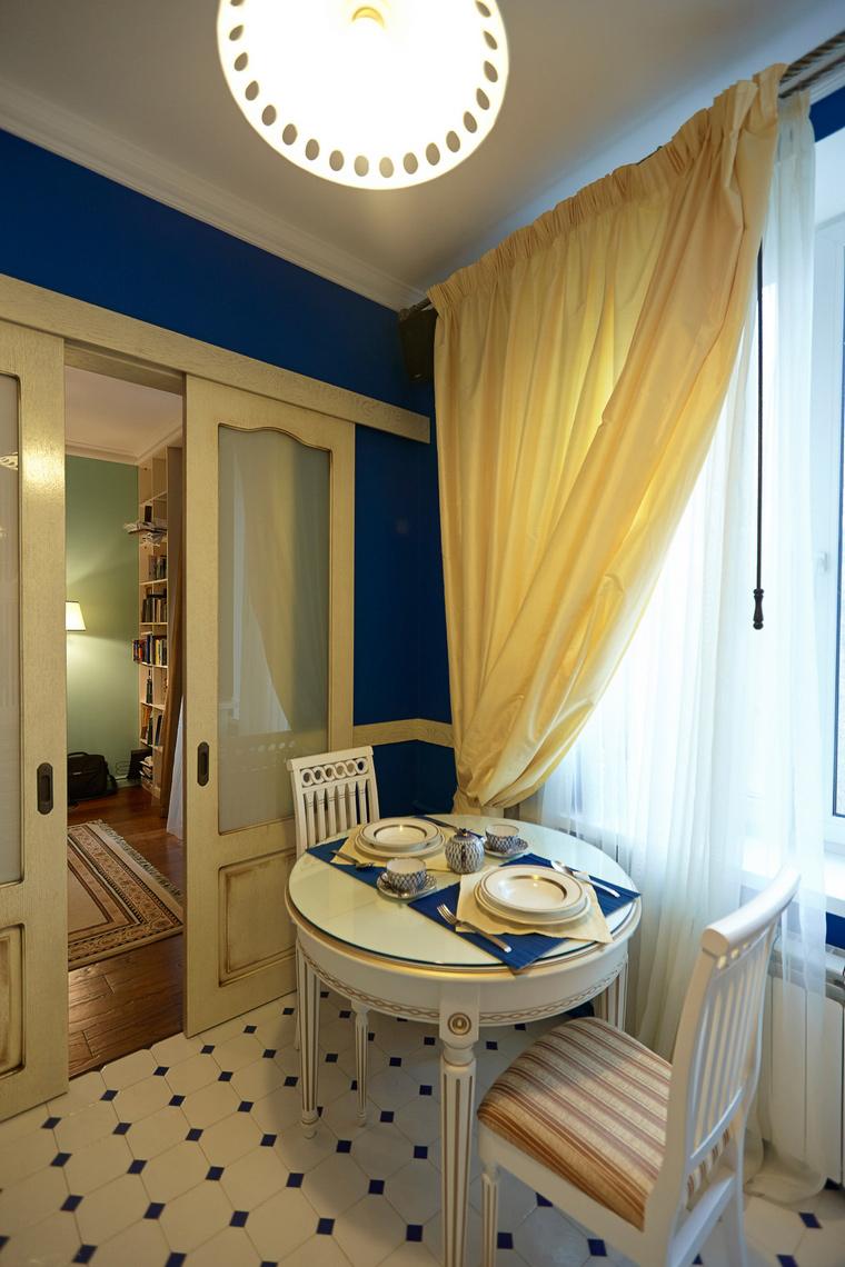 Квартира. кухня из проекта , фото №48128