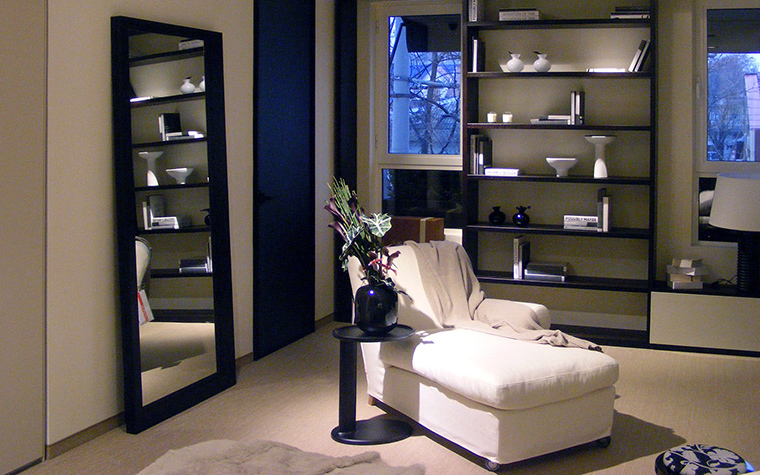 Фото № 48125 спальня  Квартира