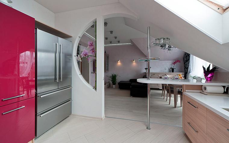 Квартира. кухня из проекта , фото №48144