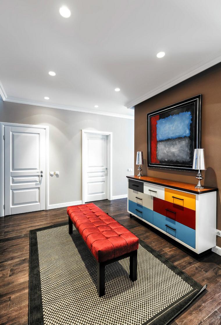 Квартира. холл из проекта , фото №48167