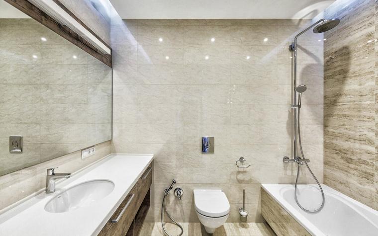 Фото № 48166 ванная  Квартира