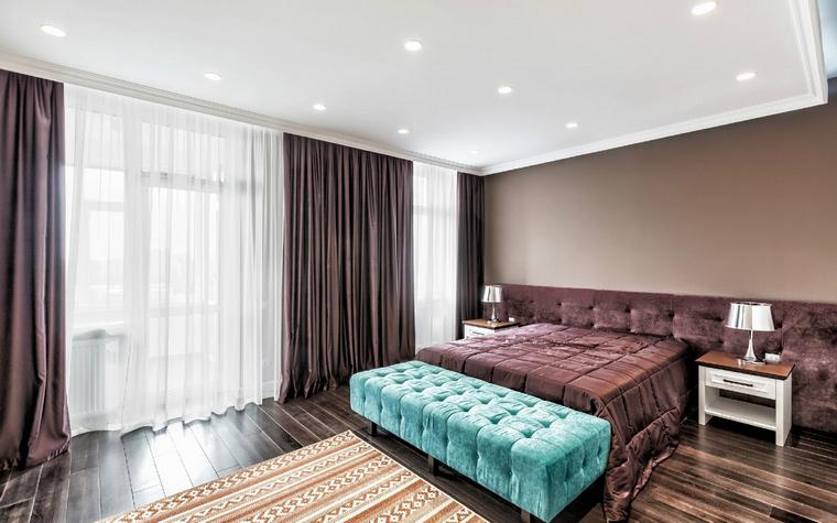 интерьер спальни - фото № 48162