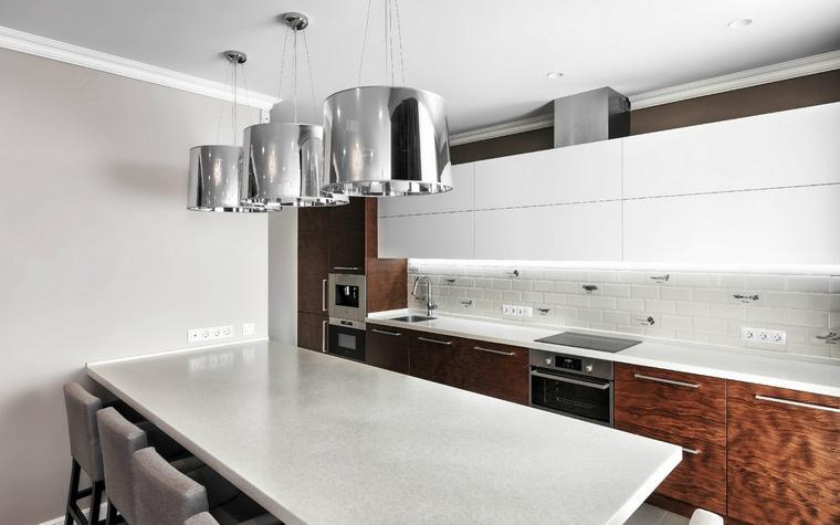 Фото № 48161 кухня  Квартира