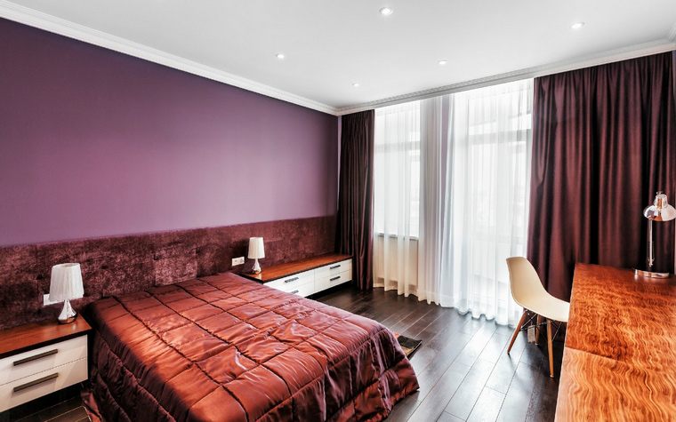 Фото № 48163 спальня  Квартира