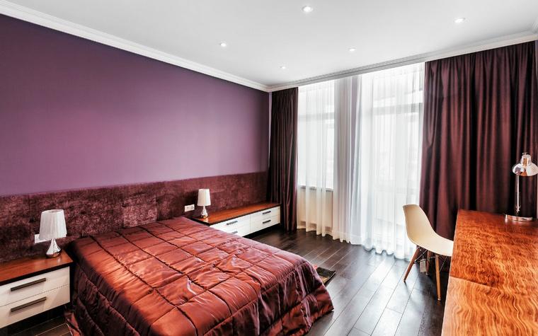 интерьер спальни - фото № 48163