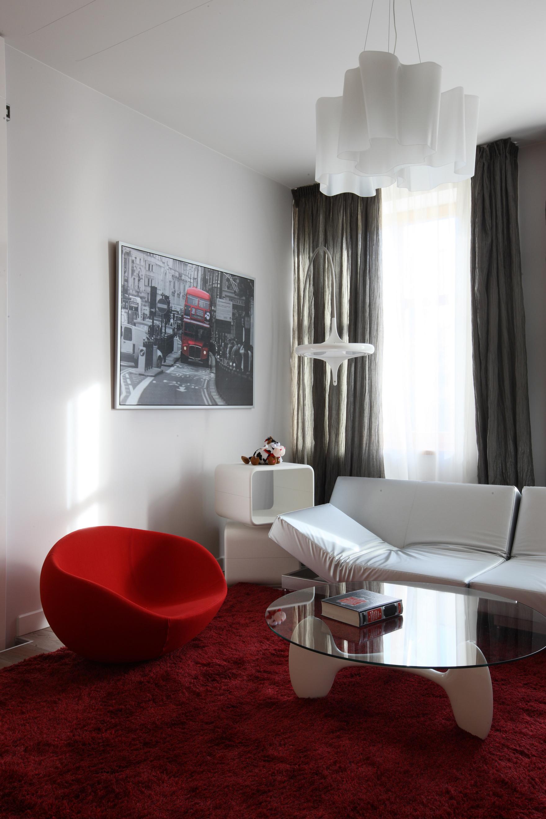 Фото № 48463 гостиная  Квартира
