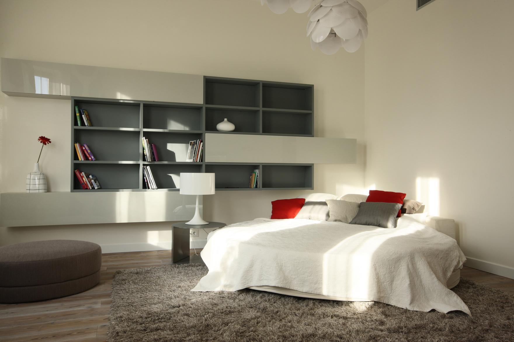Фото № 48484 спальня  Квартира