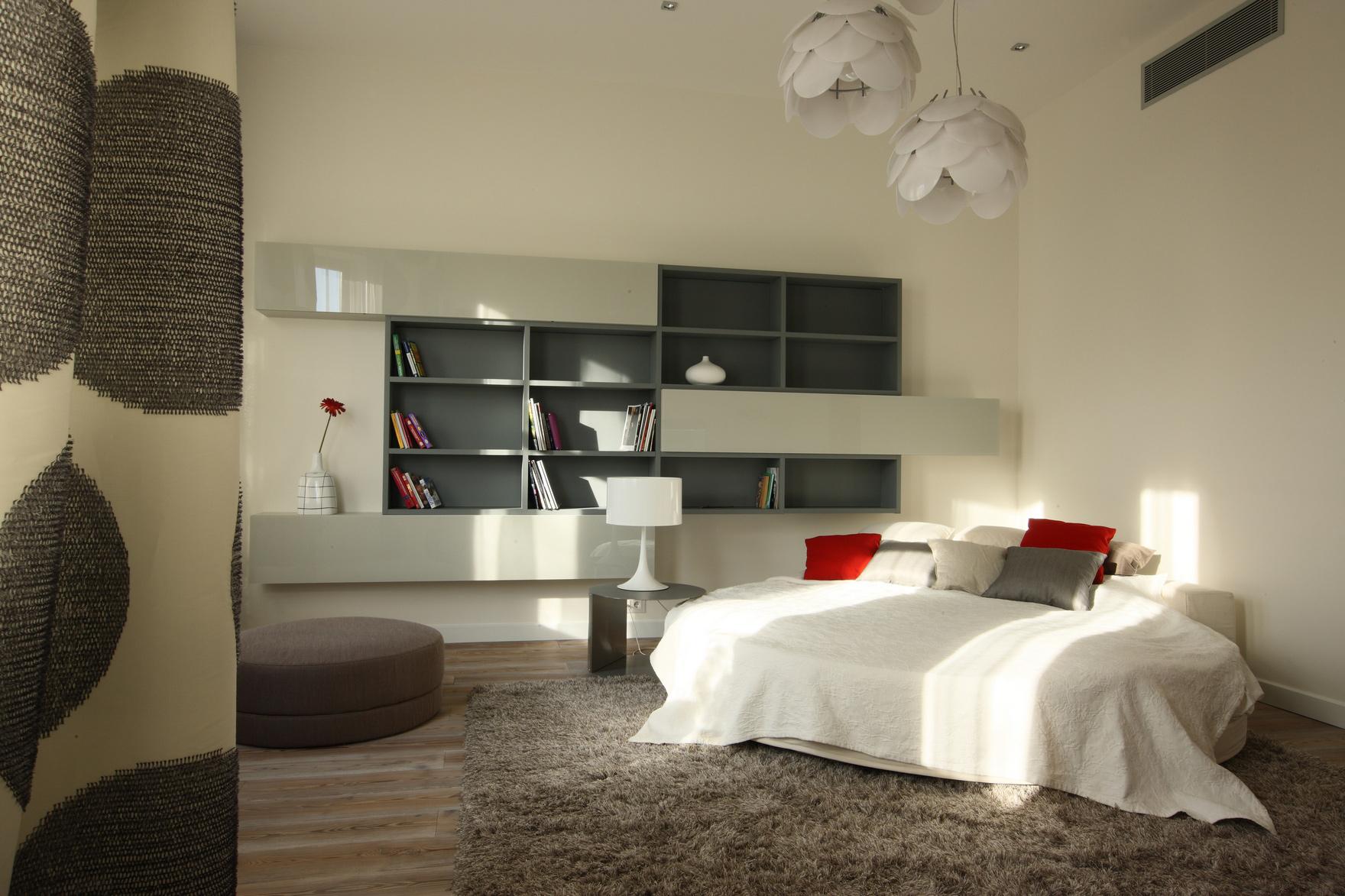 Фото № 48485 спальня  Квартира