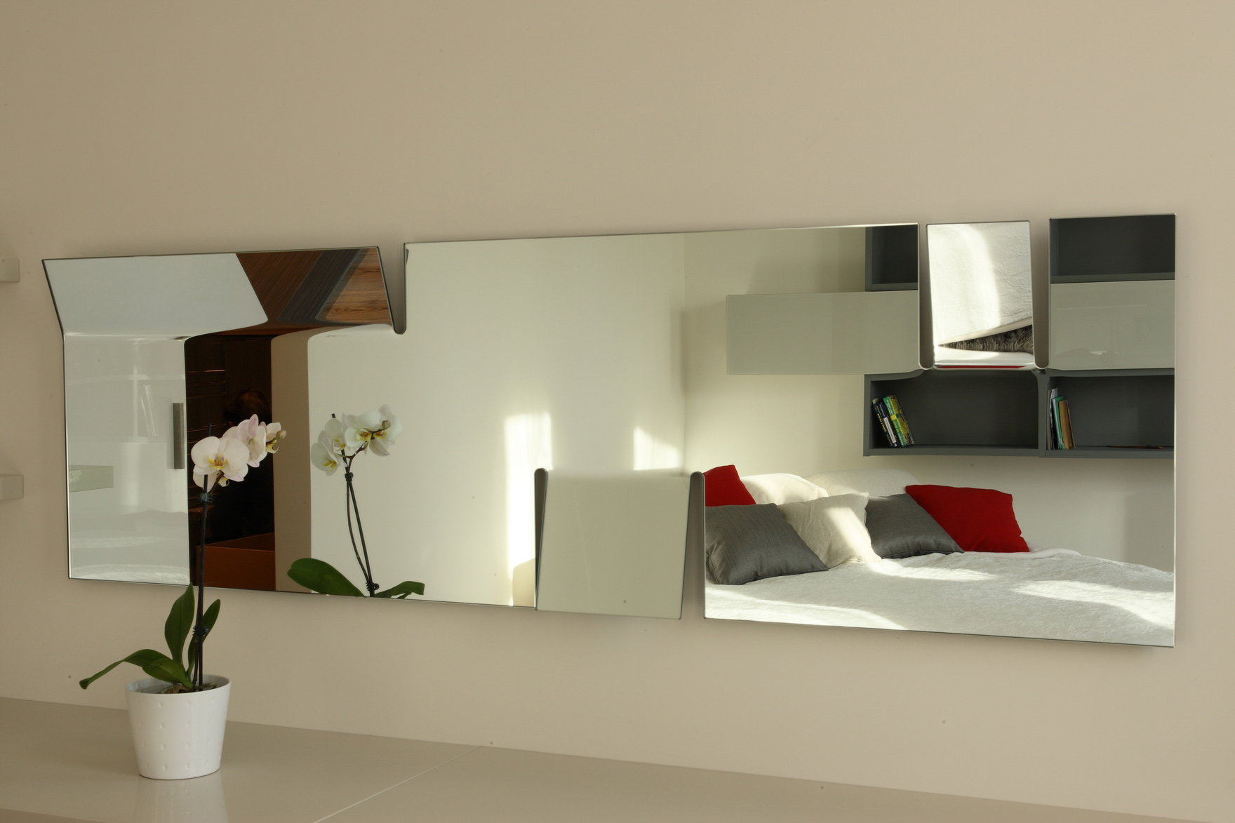 Фото № 48488 спальня  Квартира