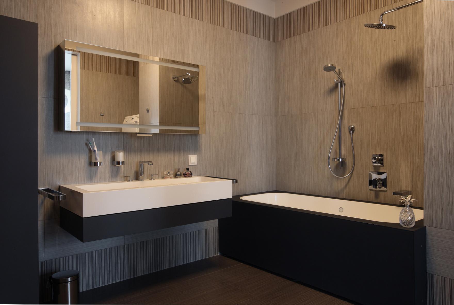 Фото № 48490 ванная  Квартира