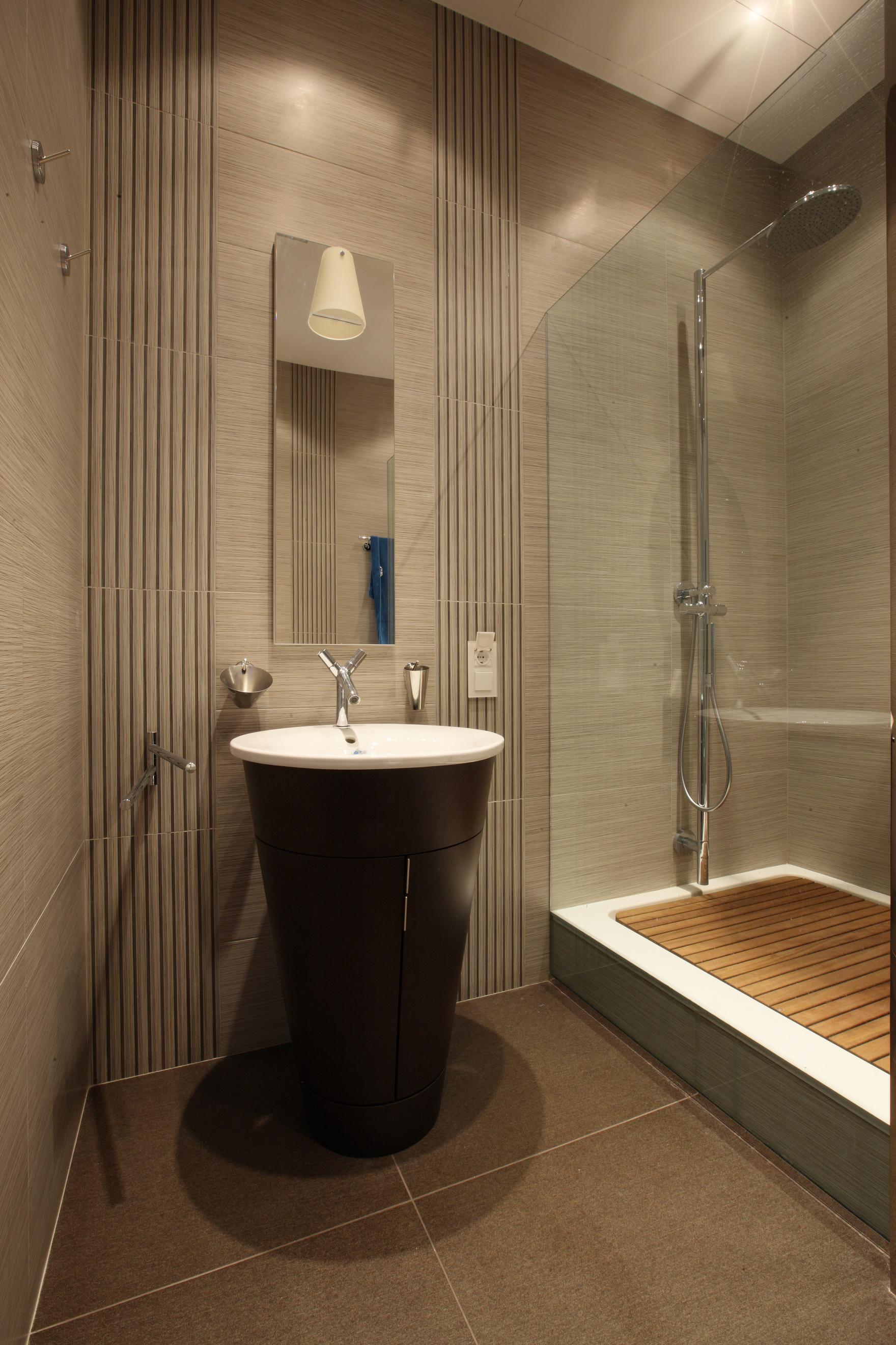 интерьер ванной - фото № 48491