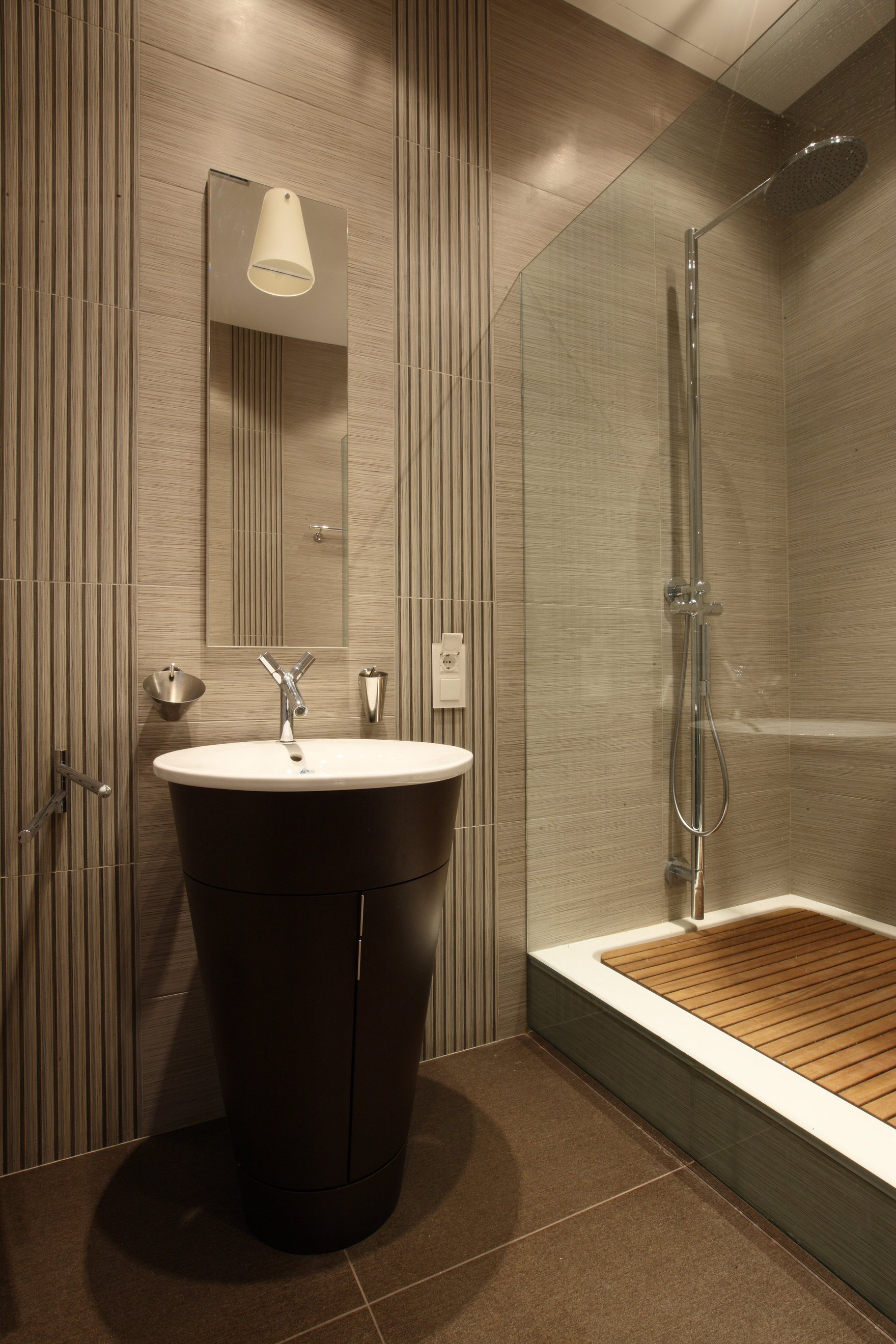 интерьер ванной - фото № 48492