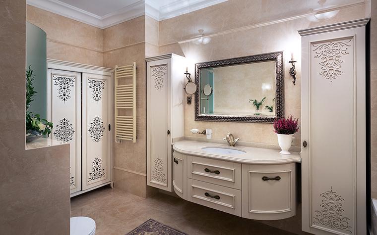 интерьер ванной - фото № 48498