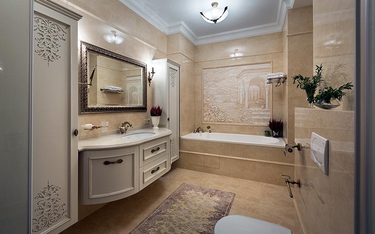 интерьер ванной - фото № 48499