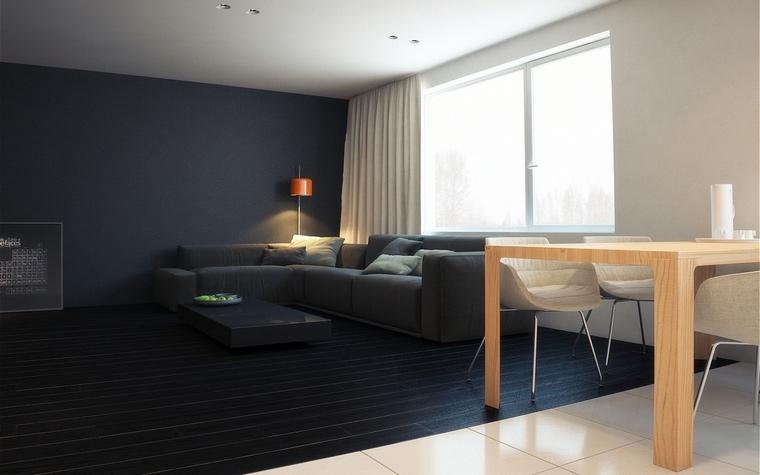 Фото № 48518 гостиная  Квартира
