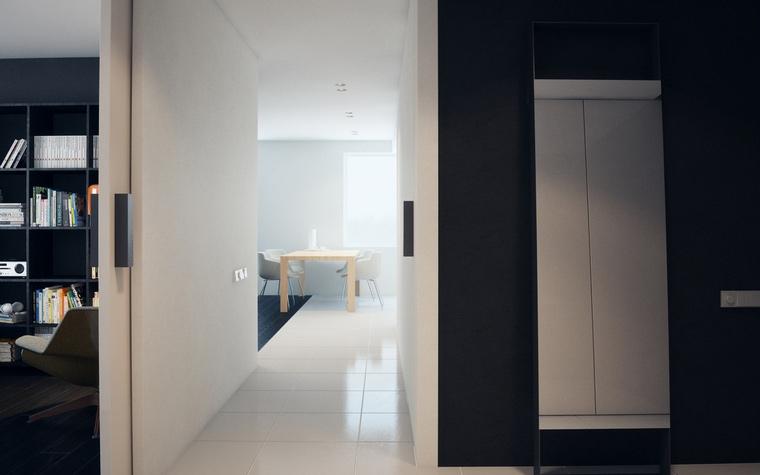 интерьер холла - фото № 48522