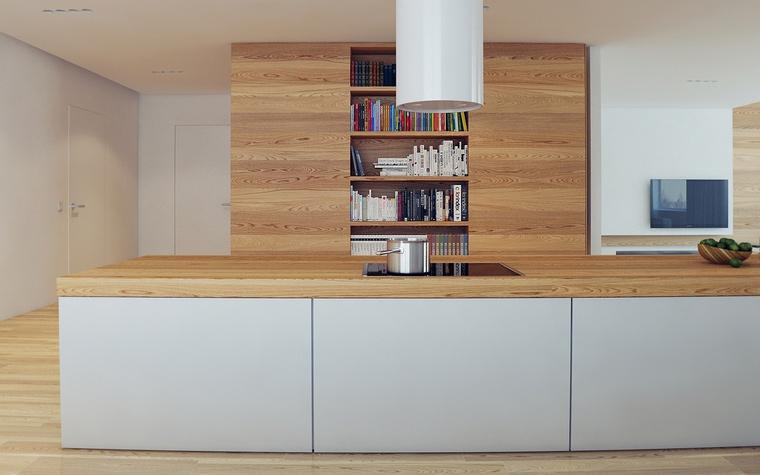 Фото № 48523 кухня  Квартира