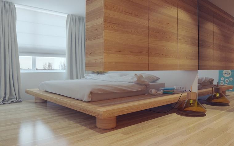 Фото № 48526 спальня  Квартира