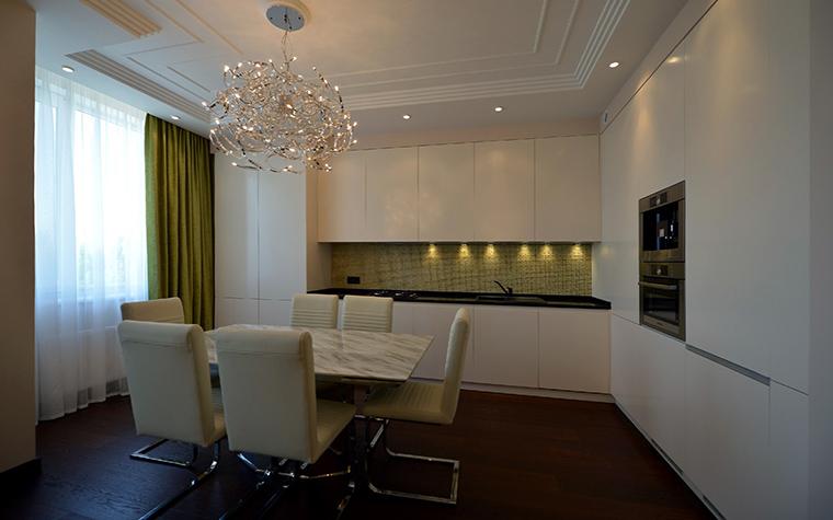Фото № 48543 кухня  Квартира