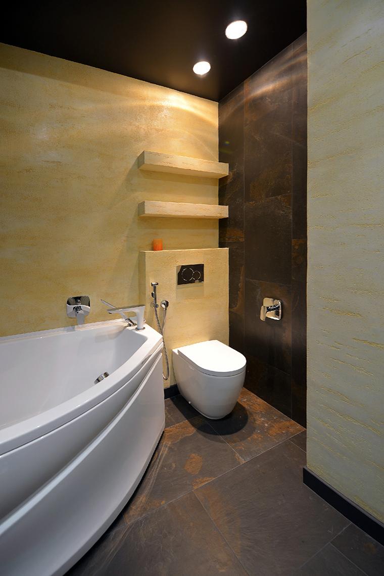 Фото № 48528 ванная  Квартира