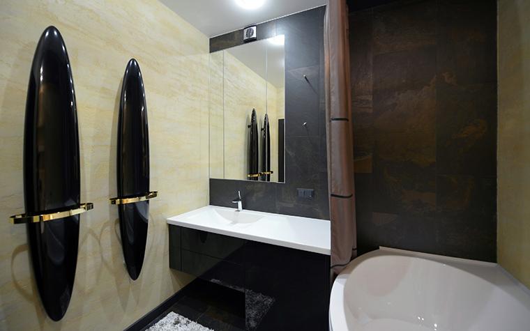 Фото № 48530 ванная  Квартира
