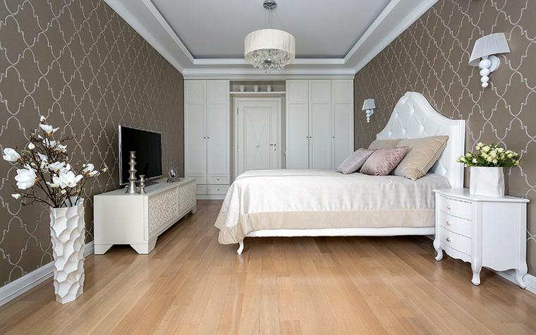 Фото № 48569 спальня  Квартира