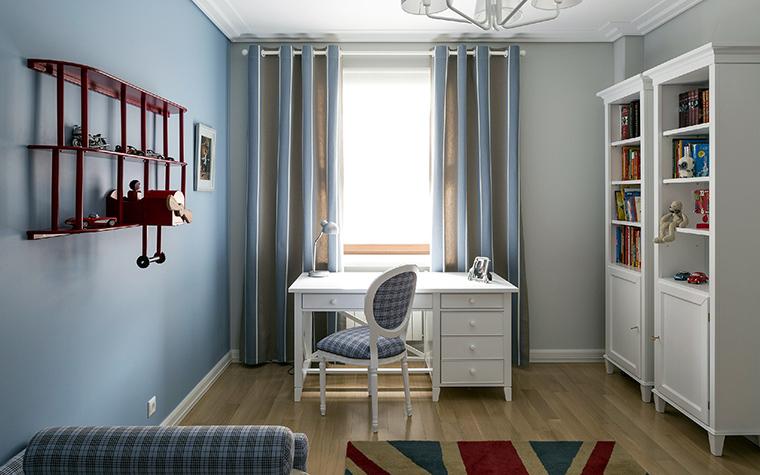 Фото № 48579 детская  Квартира