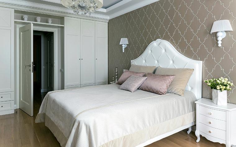Фото № 48570 спальня  Квартира