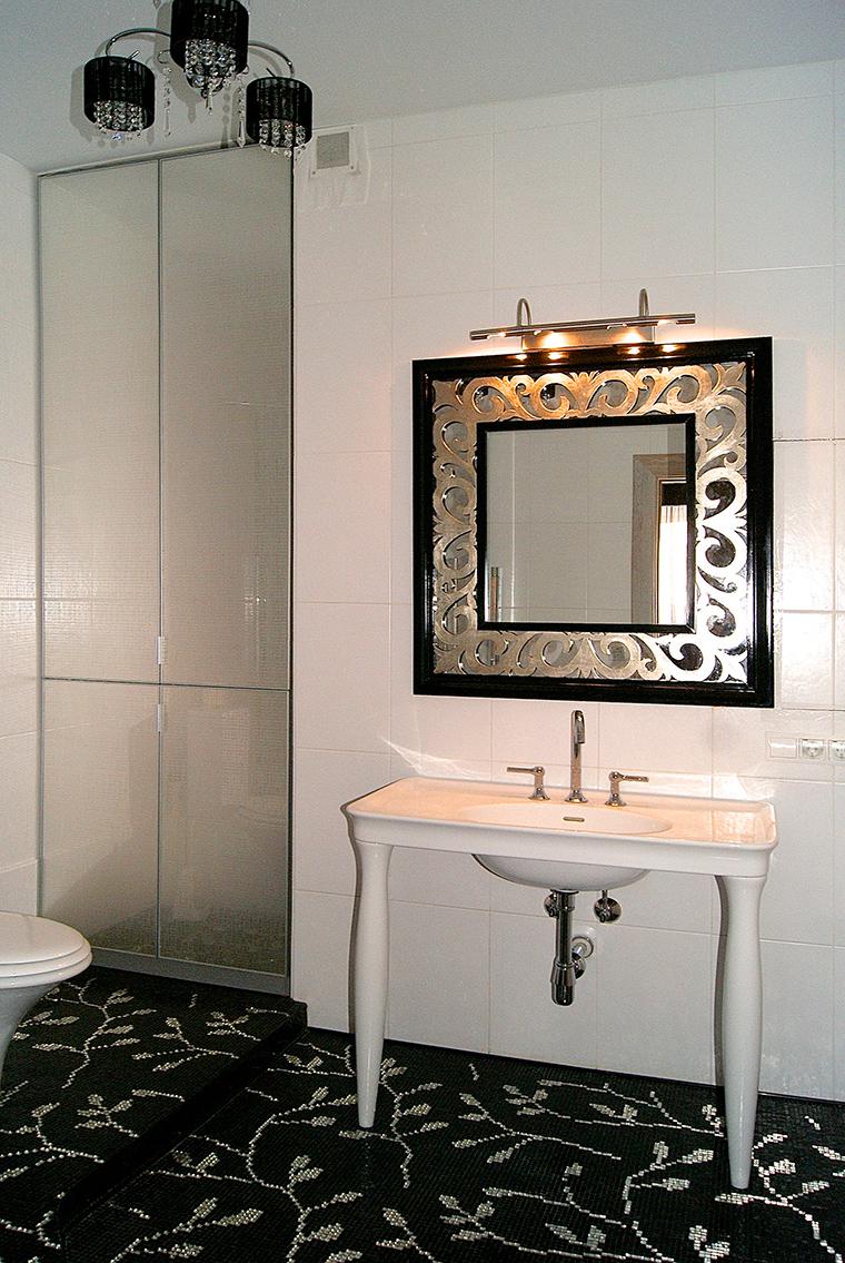 Фото № 48582 ванная  Квартира