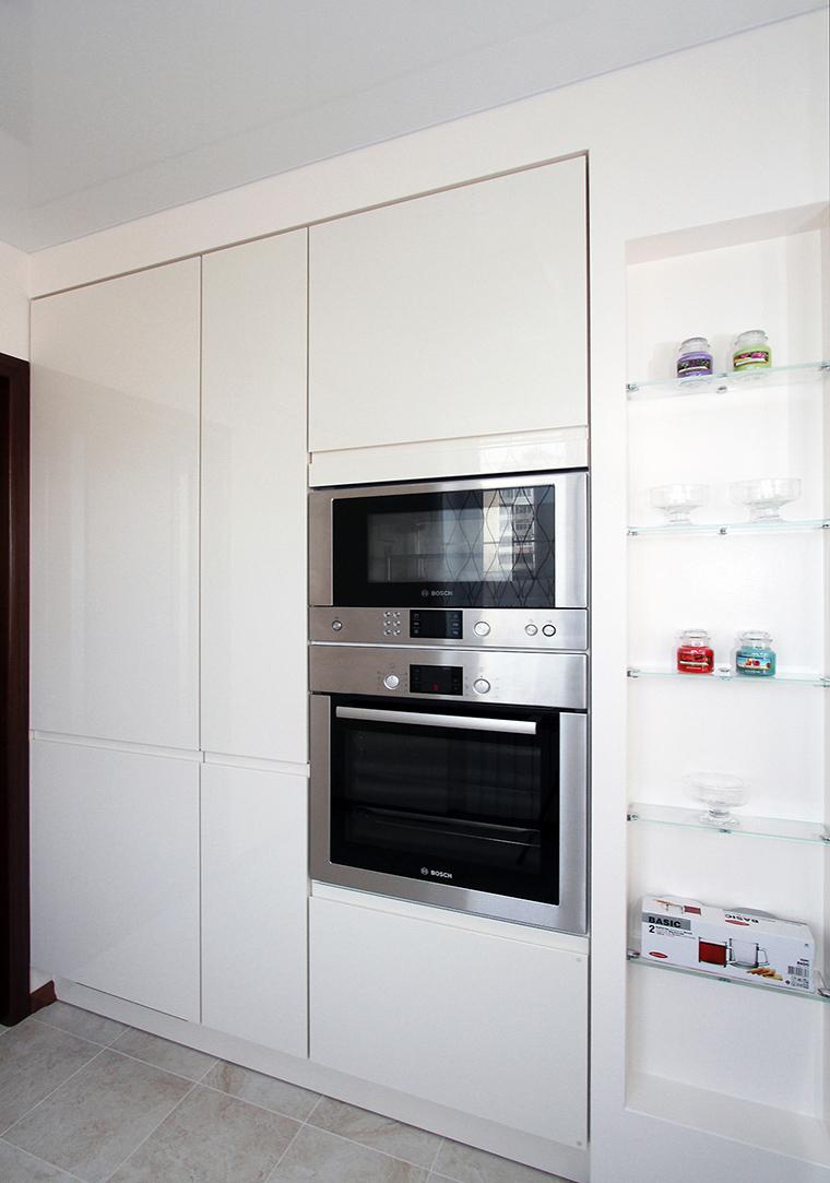 Фото № 48589 кухня  Квартира