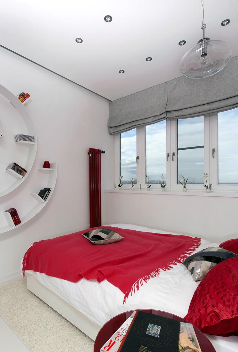 Фото № 48601 спальня  Квартира