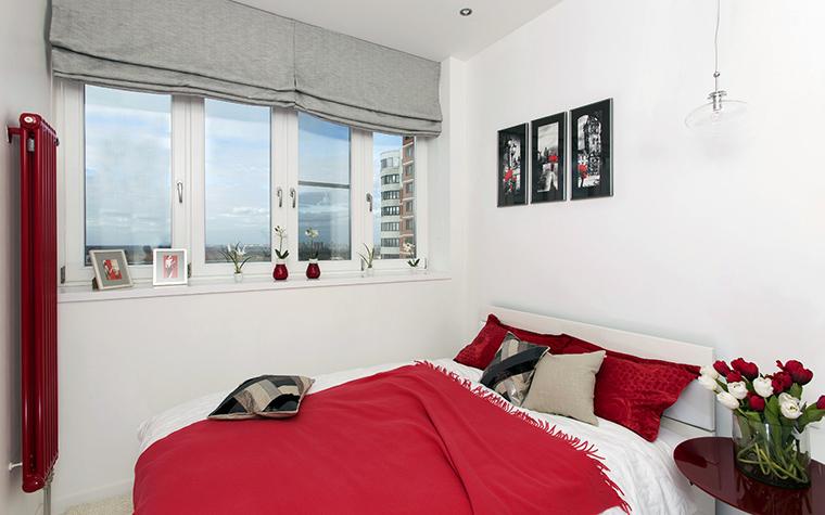 Фото № 48600 спальня  Квартира