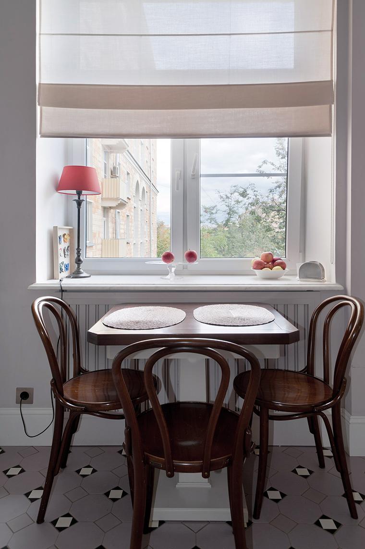 Фото № 48671 кухня  Квартира
