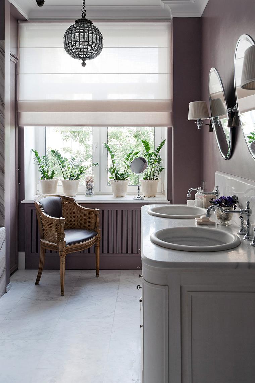 интерьер ванной - фото № 48679