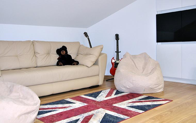 интерьер гостиной - фото № 48696