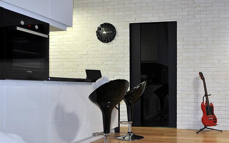 Квартира. кухня из проекта , фото №48709