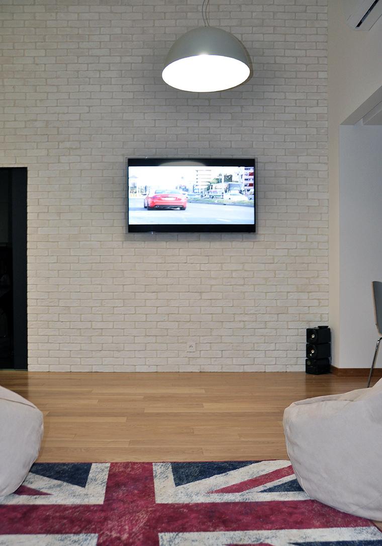 интерьер гостиной - фото № 48697