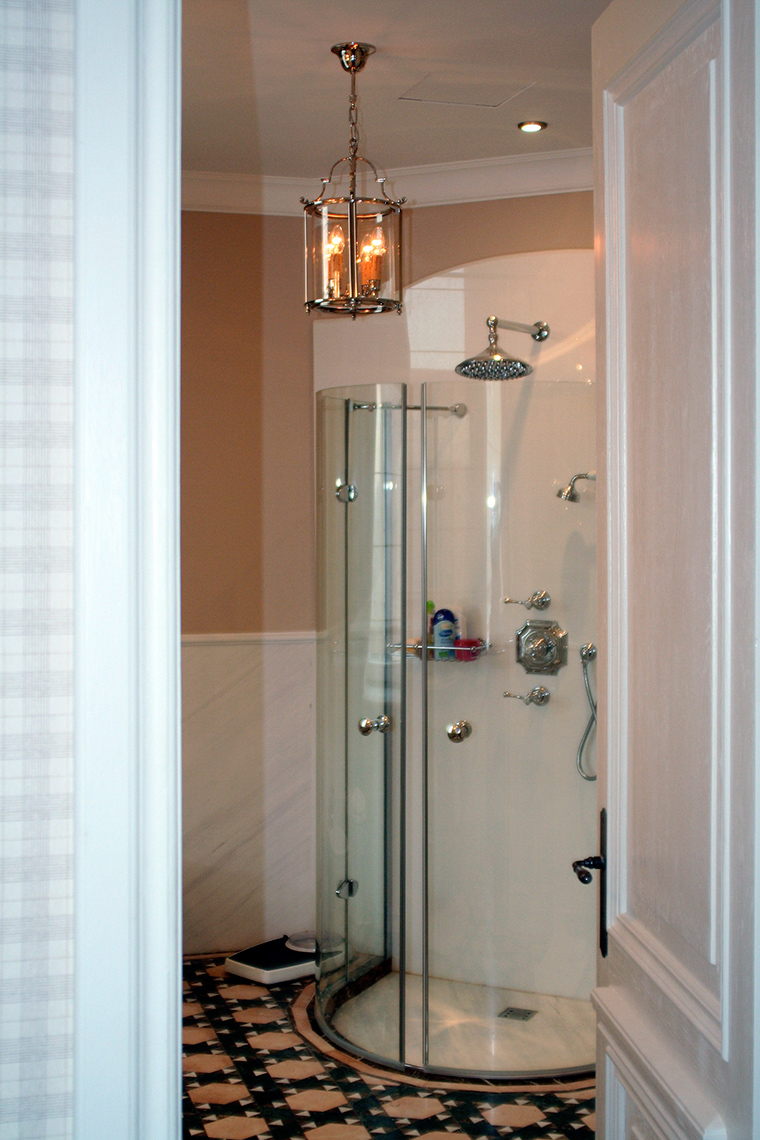 интерьер ванной - фото № 48731