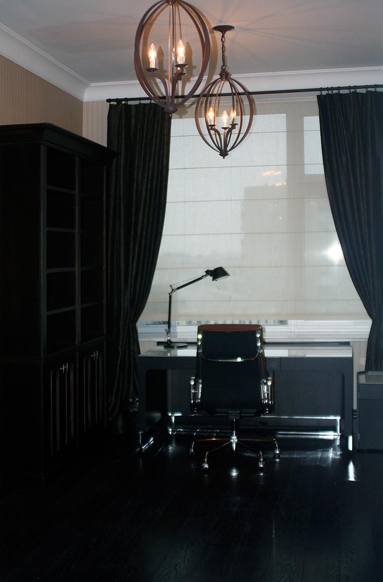 интерьер кабинета - фото № 48734