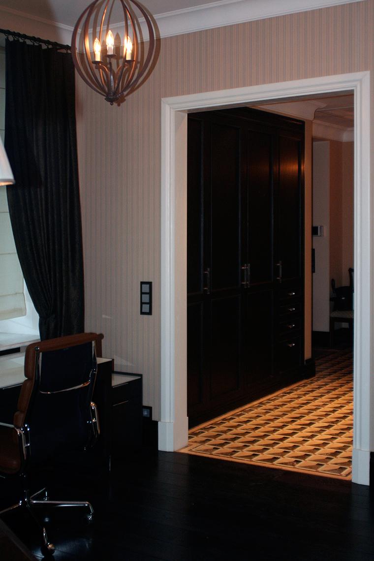 интерьер кабинета - фото № 48735