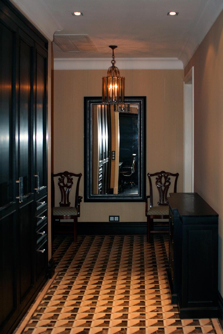 интерьер холла - фото № 48730