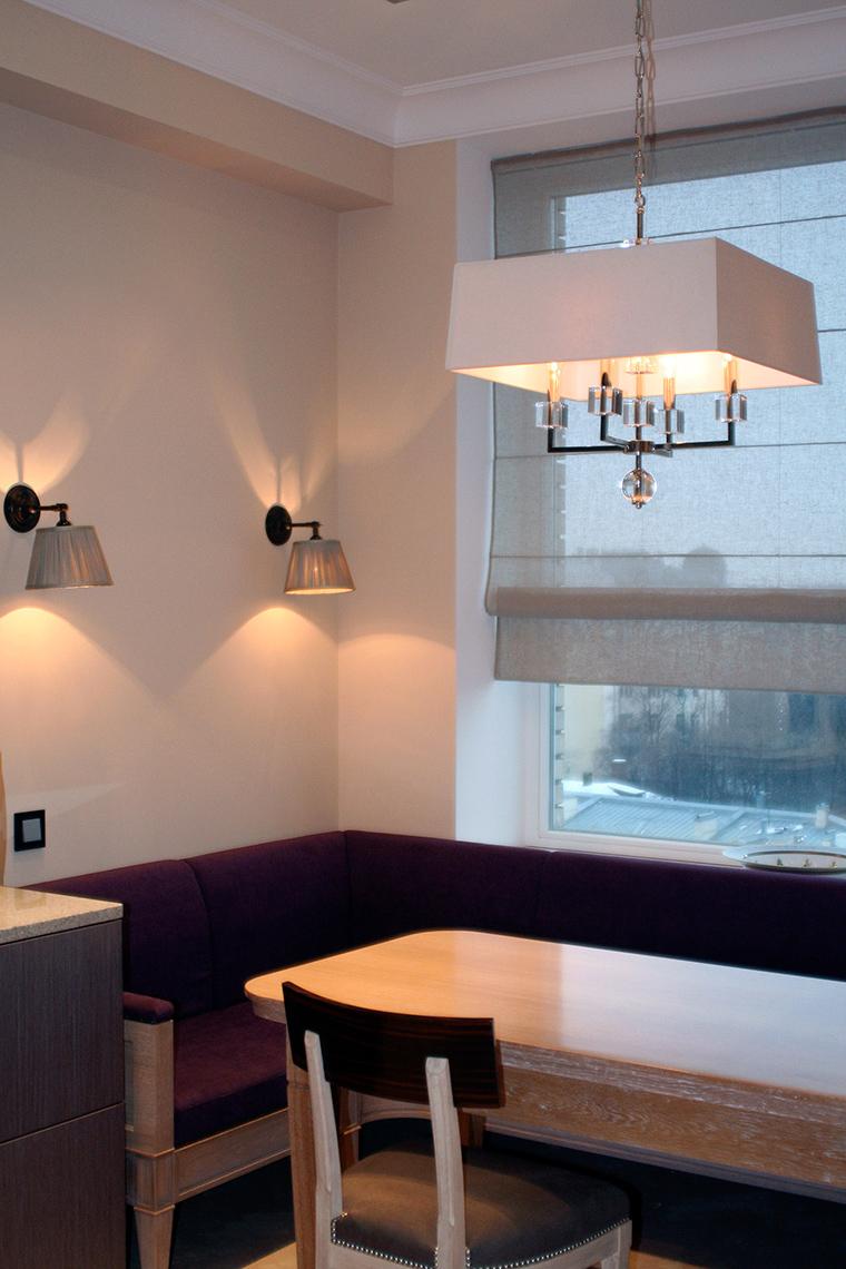 интерьер кухни - фото № 48736