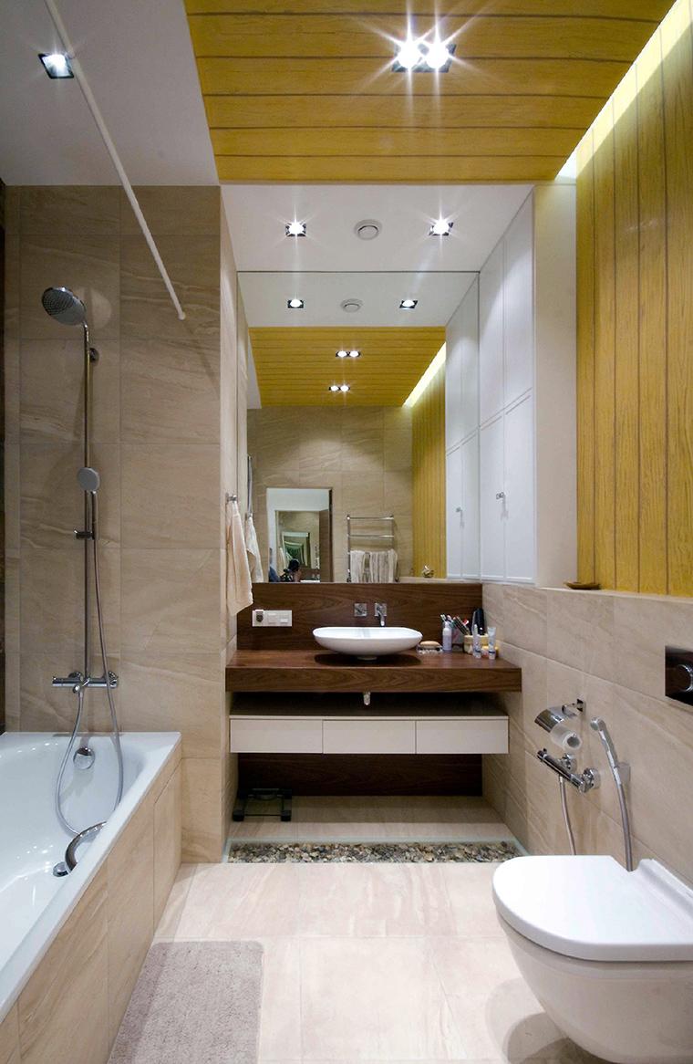 интерьер ванной - фото № 48747