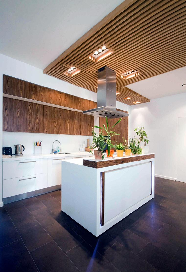 Фото № 48745 кухня  Квартира