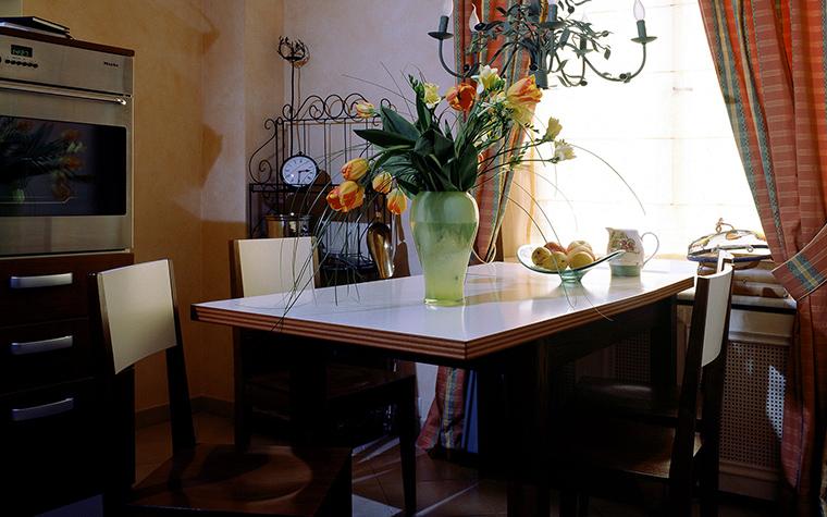 Фото № 48749 кухня  Квартира