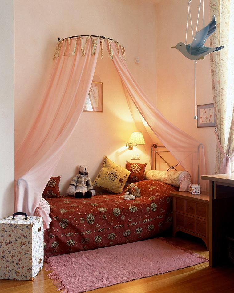 Фото № 48752 детская  Квартира