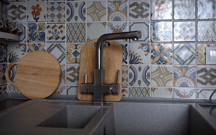 интерьер кухни - фото № 48786
