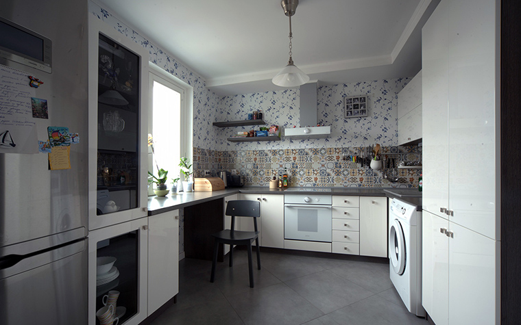 интерьер кухни - фото № 48787