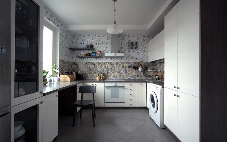 интерьер кухни - фото № 48788